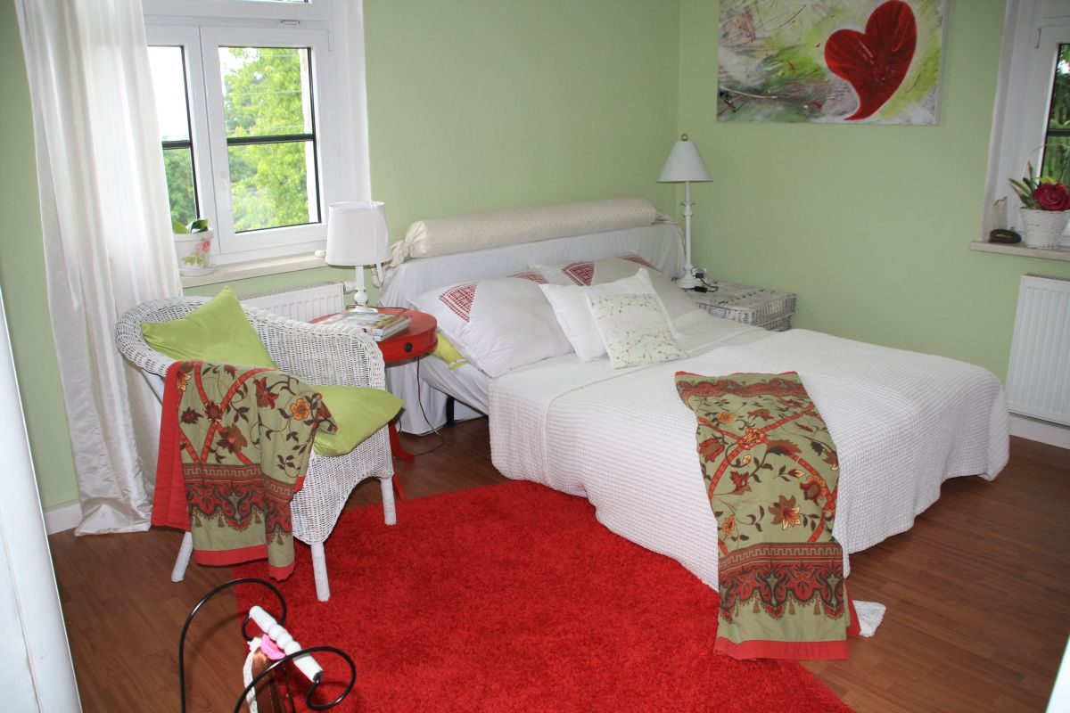 Renovierung schlafzimmer und wohnküche